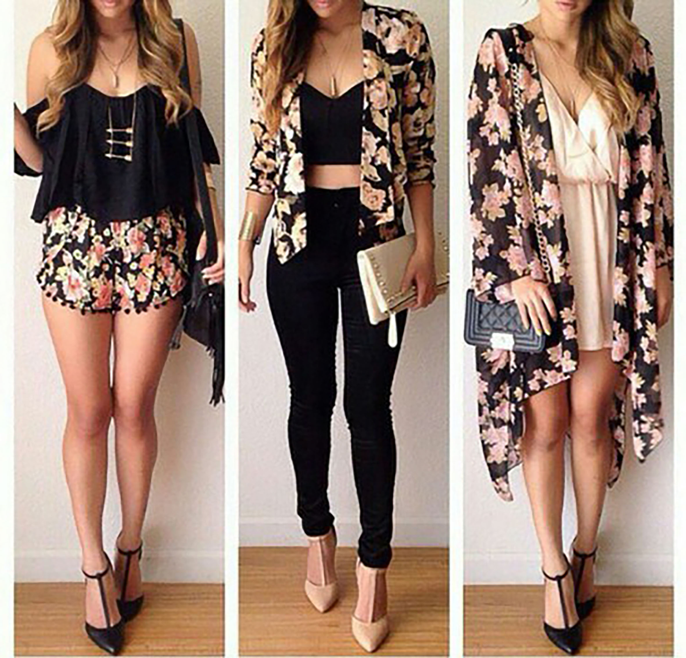 Outfit tipos
