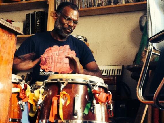 Chebo Ballumbrosio, intérprete de música afroperuana