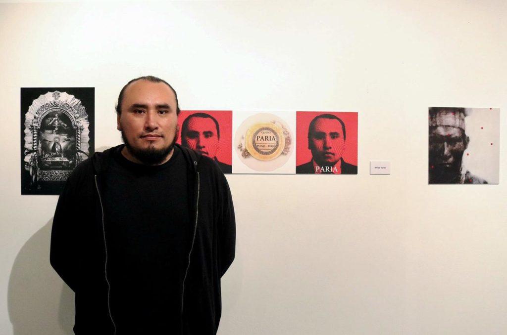 Exposición pone énfasis en el tema de la identidad, la insatisfacción por la situación política-cultural y los procesos de invisibilización.