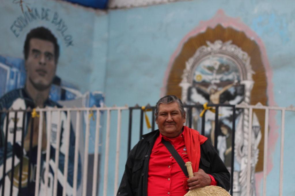 Lucuma frente a la esquina Baylón en Medocita, La Victoria (Foto: Salvador Candia)