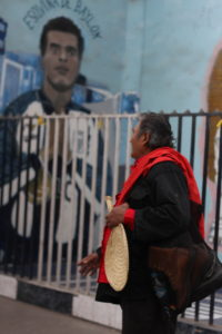 Esquina Baylón, Mendoza Merino (Foto por Salvador Candia)