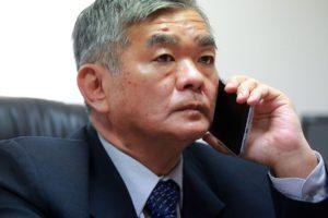 General de la PNP (r) Marco Miyashiro explica el delito de apología al terrorismo Punto Seguido. Foto: Andina.pe