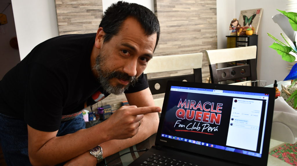 MIRACLE QUEEN FAN CLUB PERÚ