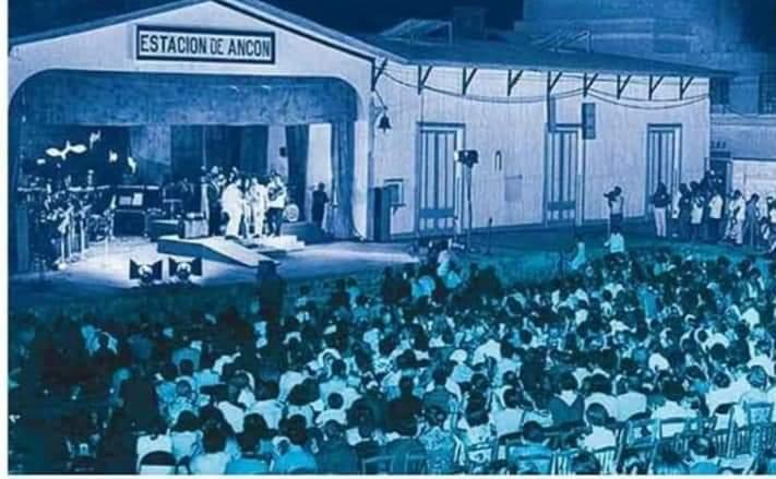 Foto: ASPROTUR. El festival de Ancón que dio inicio en 1968.