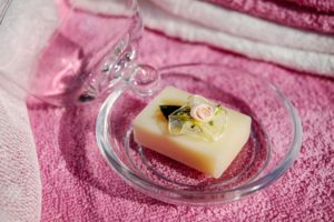 Jabón artesal pexels