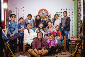El equipo de viva el quechua