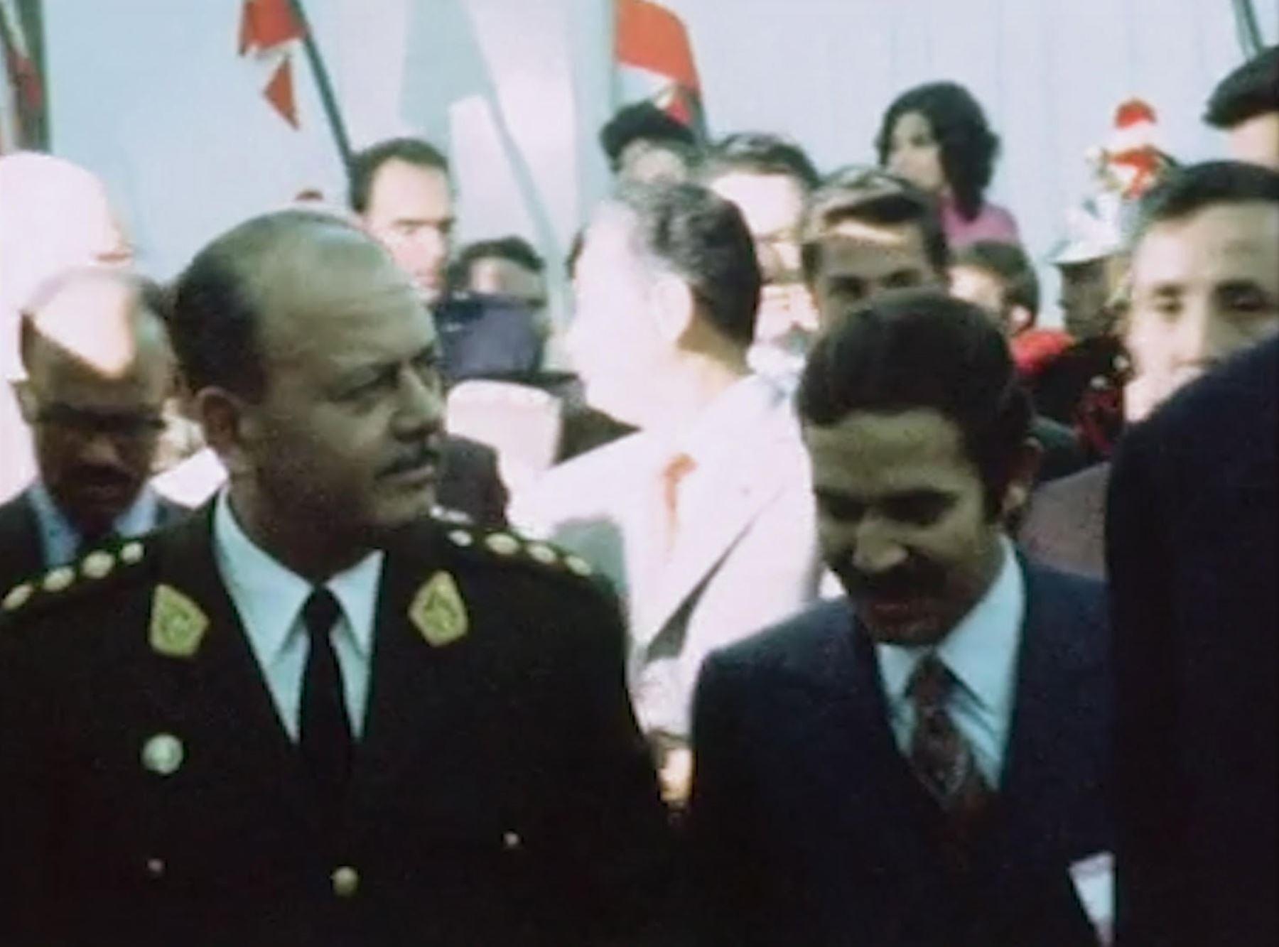 Escena de la película 'La revolución y la tierra'