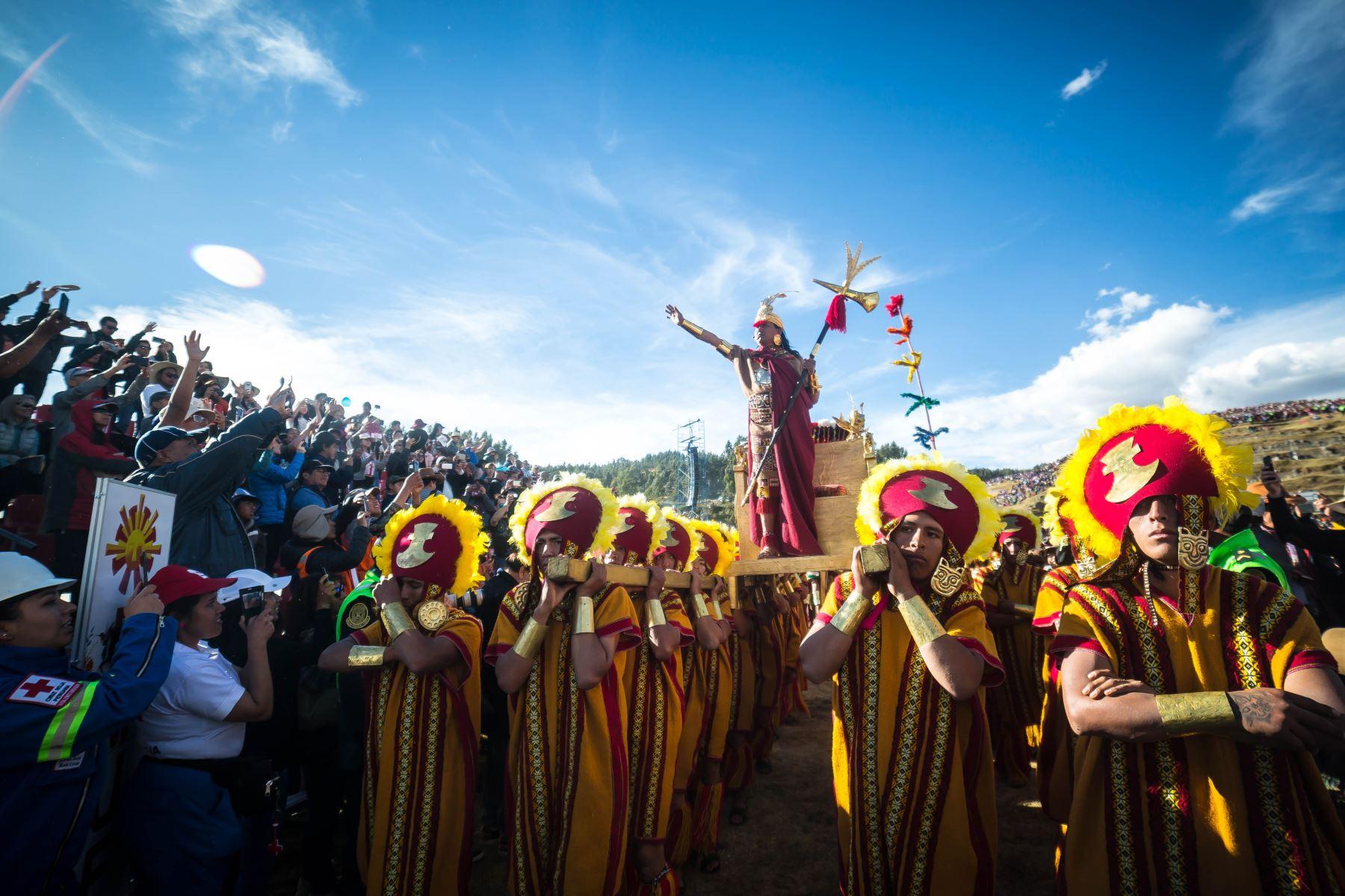 """Inti Raymi 2021: regresa la """"Fiesta del Sol"""" pero sin público"""