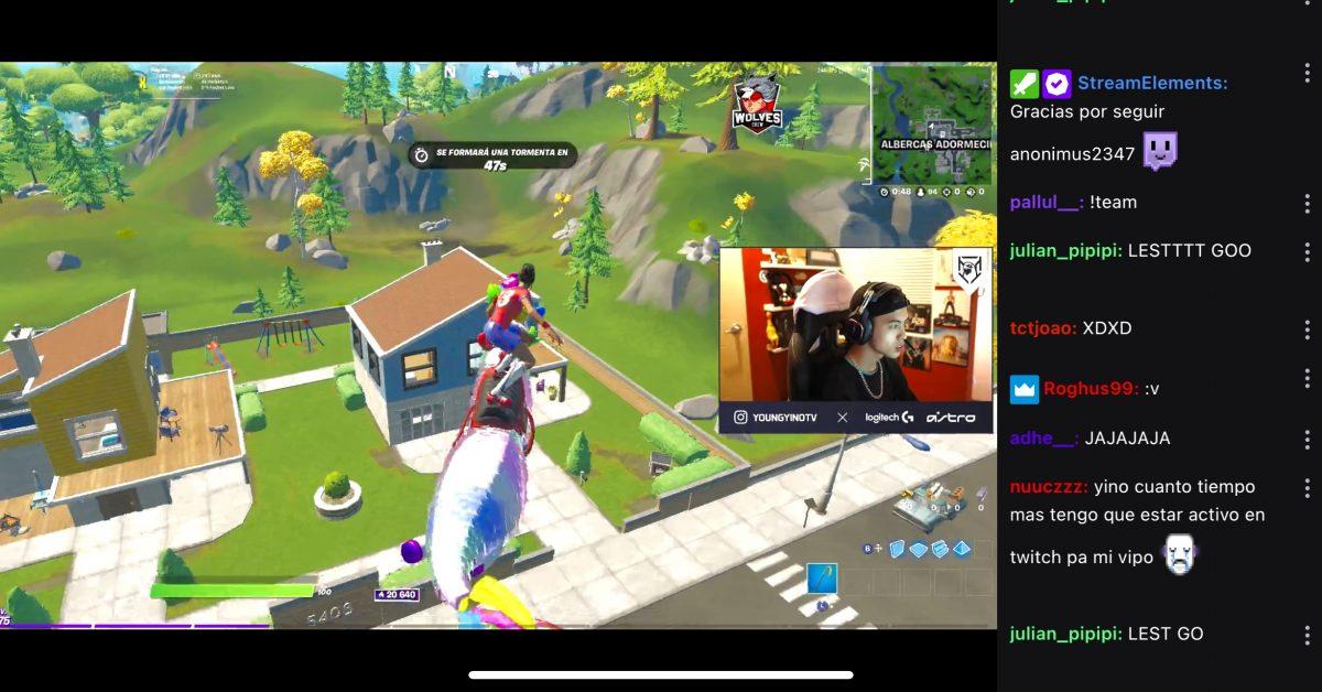 Twitch, con un 72.3%,ocupa el primer puesto en el mercado de streaming de videojuegos. Fuente:YoungYinoTV.